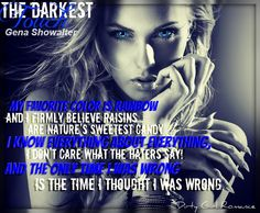 The Darkest Touch (Lords of the Underworld 11) by Gena Showalter #DirtyGirlRomance