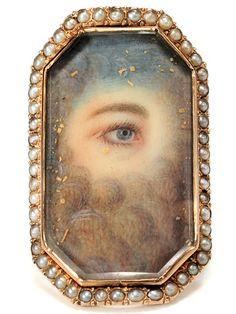 Very Rare Georgian Lover's Eye Ring. (n.d.). Retrieved 12 October 2015, from https://www.georgianjewelry.com/items/show/13165-very-rare-georgian-lover-s-eye-ring