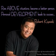 The man who began the home-based business revolution. Thank you Robert for all you have accomplished.