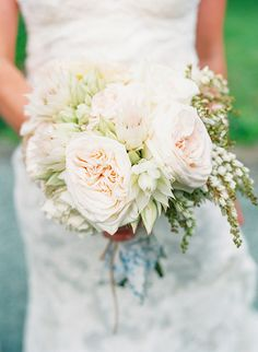 Bouquet by The Arrangement Company | Image by Katie Stoops
