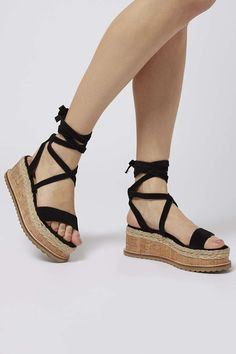762f45f4a978 WAVE Flatform Espadrille Wedge - Topshop Europe Women s Shoes