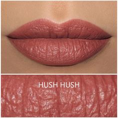 Buxom Plumpline lip liner in Hush Hush, review and swatch