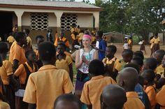 RL Missions; Upper East Ghana, Vea; Student Ministry