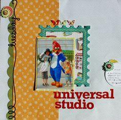 universal studio - Scrapbook.com