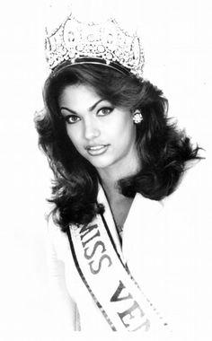 Miss Venezuela 1996 Marena Josefina Bencomo
