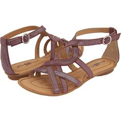 Born Crown Lark sandal, $115...I have these in black.  I wear them with everything.