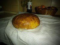 Jednoduchý chléb - vynikající!!