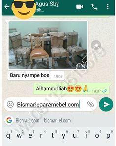 """pusat grosir mebel jepara di Instagram """"#allhamdulilah pesanan agan di Surabaya telah sampai tujuan #mejamakan #mejamakanmewah #mejamakanmurah #mejamakanjepara #mejamakanjati…"""" Shopping, Instagram"""