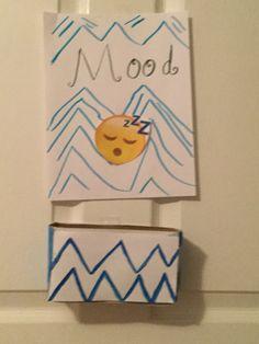 Emoji mood chart so fun and easy to make!!🤓🤓🤓😜🤓😜🤓