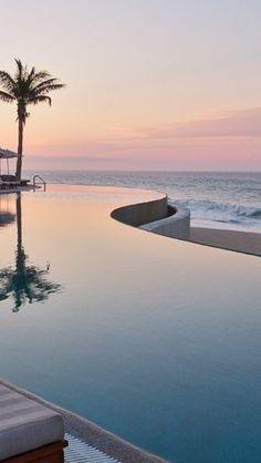 COCOON pool design inspiration bycocoon.com | exterior design | villa design | hotel design | bathroom design | renovations | wellness | design products for easy living | Dutch Designer Brand COCOON #WallisEscapes