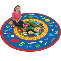 Every classroom needs a Really Good Rug!
