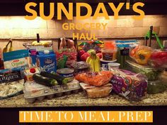 """""""If you Fail to plan you are planning to fail!"""" Had a late trip to the grocery store  last night but got it done!  Who else meal prepped this weekend? DOUBLE TAP if you did! #cleanfood #eatclean #fitfam #fitmom #twinmom #twinmama #fittwinmom #21dayfix #21dfx #21dayfixextreme #mealprep #mealprepsunday by fitnessfoodandfamily"""