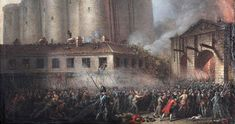 The Anniversary of the Storming of the Bastille - http://www.newhistorian.com/anniversary-storming-bastille/6832/