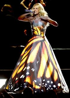 Carrie Underwood gets her own 'Blown Away' exhibit this summer at the Country Music Hall of Fame #examinercom