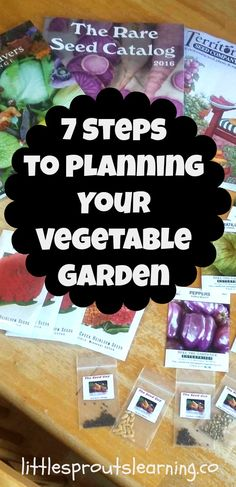 Are you planning your veggie garden yet?
