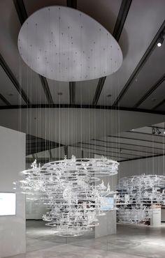 Sou Fujimoto Architects, Luciano Sebastiano · Energy Forest
