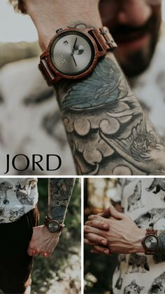 He doesn't ask for much, and makes it near impossible to gift him, but he won't be able to turn down a JORD. This luxury line of natural wood watches will leave him wide eyed. His style's unique so choose his perfect piece at www.jordwatches.com Personalised Gifts Handmade, Business Casual Shoes, Unusual Gifts, Meaningful Gifts, Gifts For Husband, Hyde, Wood Watch, Boyfriend Gifts, Men Fashion