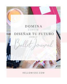Este artículo es la guía en español para principiantes del método #bulletjournal . Comenzá hoy mismo a diseñar tu futuro. Dale click al link, donde también encontrarás un colorido video explicativo.