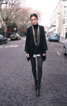 Gala Gonzalez-necklace