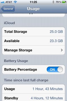 Extend Your iPhone Battery Life