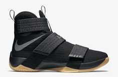f5342835578 (eBay Sponsored) New Sz 10.5 NIKE LEBRON JAMES SOLDIER 10 X SFG BLACK GUM