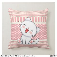 Girls Bedroom, Bedroom Decor, Nursery Room, Mermaid, Pillows, Pink, Girl Bedrooms, Child Room, Dorms Decor