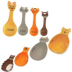 Frisky Business Measuring Set