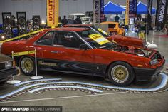 Loving The '80s:</br> An R30 Skyline By Utilitas