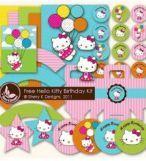 Hello Kitty Party Printables {free}