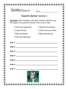 Worksheets For Grade1 Pdf Controls And Variables Worksheet  Scientific Method  Pinterest  Fractions Mixed Operations Worksheet with Multiplication Of Fractions And Mixed Numbers Worksheets Pdf Scientific Method Activity Th  Th Grade Worksheet  Lesson Planet 2 Digit Addition And Subtraction With Regrouping Worksheets Pdf
