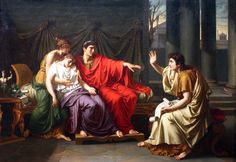 The Aeneid was a pretty cool epic. Virgil wanted to make an epic better than the Iliad. Frankly, he failed miserable.