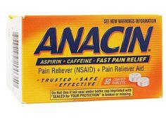free anacin!