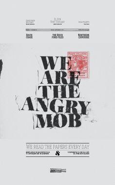 The Angry Mob