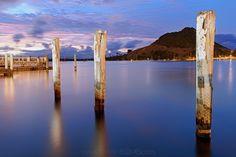 Pilot Bay, Mount Maunganui, New Zealand