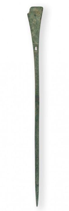 Roman bronze stylus 1st Century CE