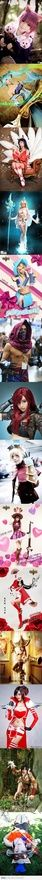 League of Legends Cosplays cosplay