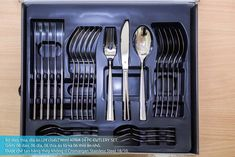 Bộ dao, thìa, dĩa ăn (24 chiếc) Wmf ATRIA 24 PC CUTLERY SET – Chợ linh đàm , bán buôn, bán lẻ tất cả các loại hàng hóa