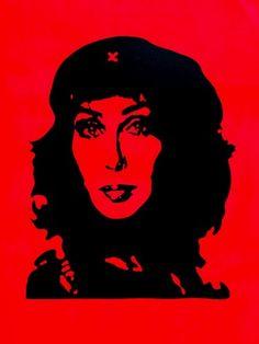 Cher Guevara haha