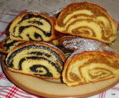 Érdekel a receptje? Hungarian Desserts, Hungarian Recipes, Russian Recipes, Strudel, Sweets Recipes, Cooking Recipes, Bread Dough Recipe, Baking And Pastry, Pastry Cake