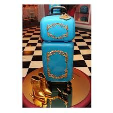 beautiful designer luggage