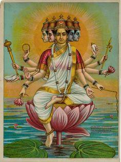 Hindu Art – SpiralUpward