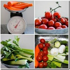 Dado vegetale fatto in casa da conservare in freezer