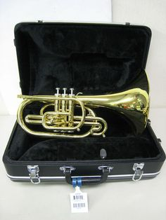 Jupiter 450 Series Marching F Mellophone 450L Lacquer w/ Case & 2 Mouthpieces  $1139.99 OBO + FREE SHIPPING