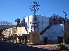 Backlot Fox Australia Theme Park