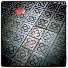 #Barcelona sidewalk miss seeing this