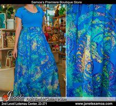 Samoan Women, Samoan Dress, New Dress Pattern, Different Dress Styles, Fashion Dresses, Women's Fashion, Stylish Outfits, Tie Dye Skirt, Islands