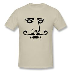 Printing King Face Boy's Geeks Ultra Cotton Tshirt