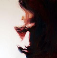"Saatchi Online Artist: Patrick Vandecasteele; Oil, 2012, Painting ""Untitled"""