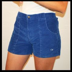 Ocean Pacific corduroy shorts were a fashion trend for both genders. My Childhood Memories, Sweet Memories, 90s Childhood, School Memories, Corduroy Shorts, Teenage Years, My Memory, 80s Fashion, Fashion Trends