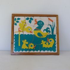 Image of Duck Puzzle from Kickcan & Konkers